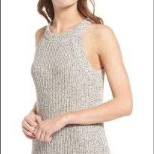 Madewell Valley Sweater Dress, medium